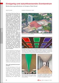 EisBär SCADA - Projekt Kongress Palais Kassel - Fa. GPS e.K.