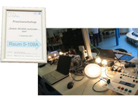 EisBär Workshop Hochschule Mittweida 2017