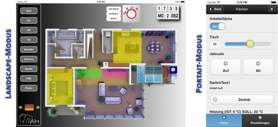 EisBaer SCADA App Modis
